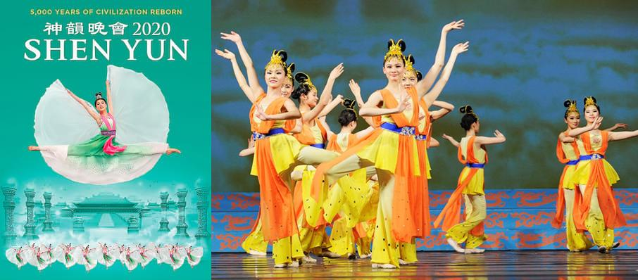 Shen Yun Performing Arts at Bridges Auditorium
