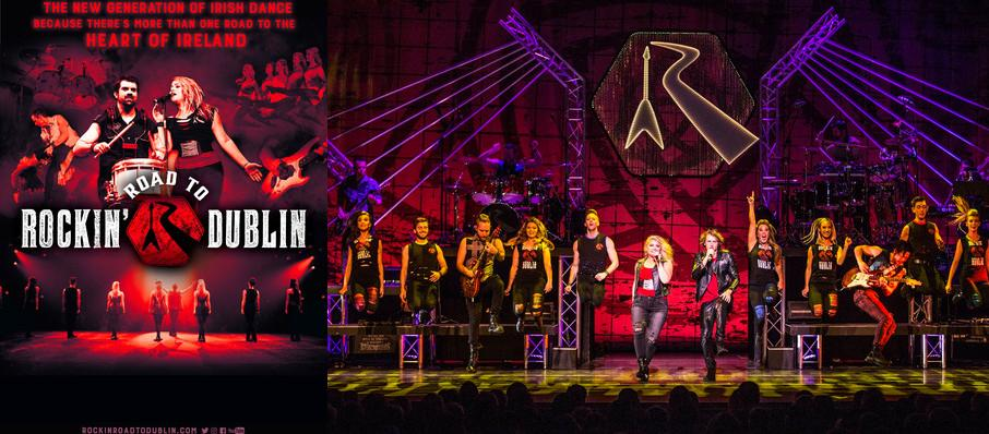 Rockin Road To Dublin at California Theatre Of The Performing Arts