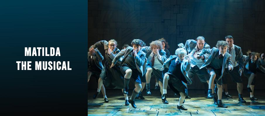 Matilda - The Musical at California Theatre Of The Performing Arts